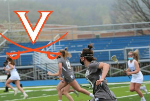 Picture for .@LongstrethLAX girls' recruit: Conestoga (PA) 2023 MF Galica commits to Virginia