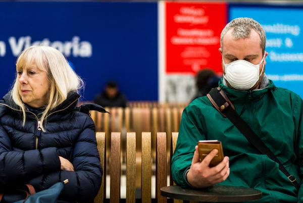 Picture for Over 4 million people have stopped wearing face masks this summer