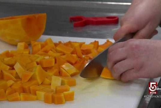 Picture for Warm up with Executive Chef Gaboriault's seasonal butternut squash soup