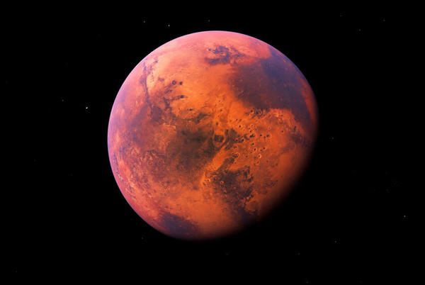Picture for How to spot Mars during its closest approach in Tuesday's night sky