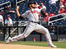 Picture for A Dose of Deja Vu leads to a Double Dose Of Victory For Braves in 2-0 Win over Nats