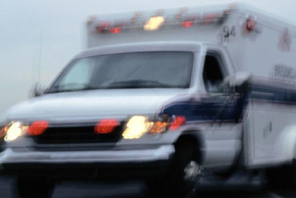 Picture for Man dies from medical condition while driving in McCurtain County