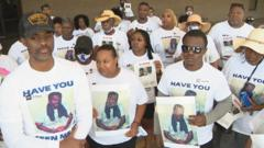 Cover for Family of man who went missing in Dallas County traveled from Houston-area to help with the search