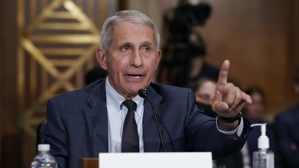 Picture for Republicans argue Fauci emails show NIH funded gain-of-function research at Wuhan lab