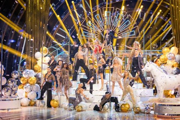Picture for Strictly Come Dancing song and dance routines revealed ahead of live BBC show