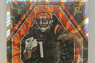 Picture for Most Popular 2021 NFL Rookie Card Auctions