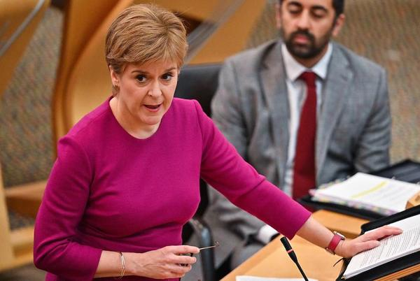 Picture for Scottish Government accused of issuing misleading data to mask Test and Protect failures