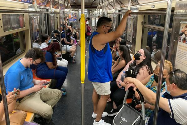 Picture for Longer NYC Commutes, Household Crowding Linked To Higher COVID-19 Rates