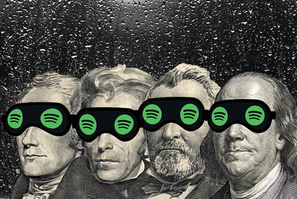 Picture for Spotify's King of Sleep Music Outstreams Lady Gaga, Somehow