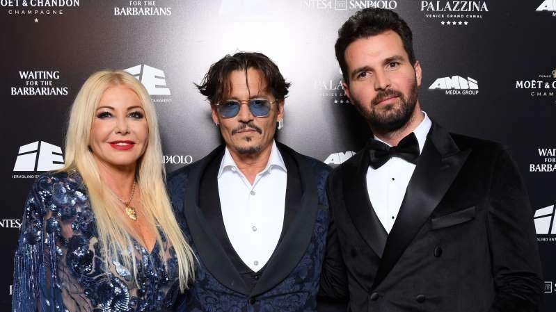 Johnny Depp to Voice Lead in New Animated Series 'Puffins' From ...