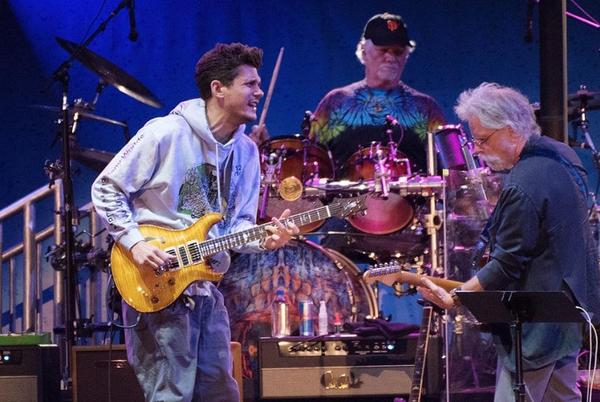 Picture for How John Mayer came to join Dead & Company