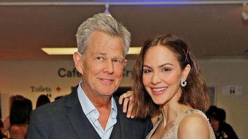 David Foster And Katharine Mcphee Declare Love To Each Other On Their First Wedding Anniversary News Break