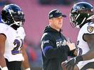 Picture for John Harbaugh on re-signing Gus Edwards: 'Means a lot'