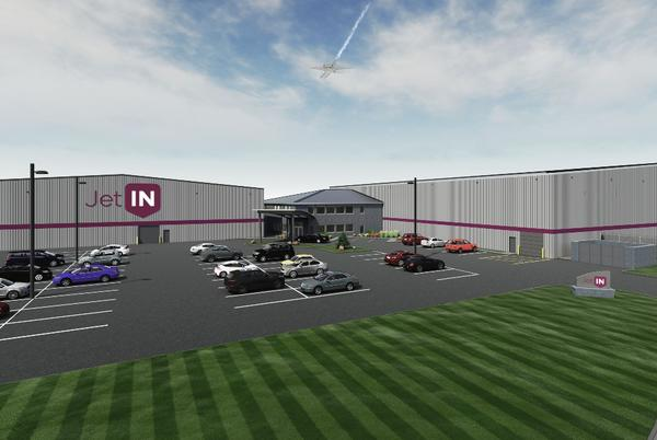 Picture for Aviation company to build $11 million campus at Mitchell International