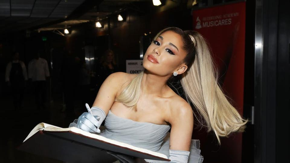 Picture for Wolfgang Puck mistook Ariana Grande for random student when she asked him to go to a karaoke bar