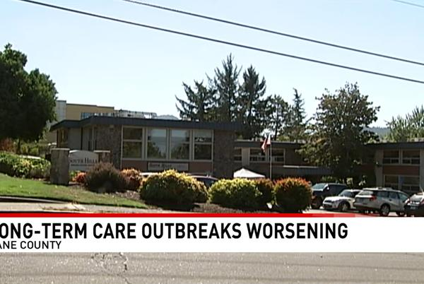 Picture for Long-term care outbreaks worsening in Lane County