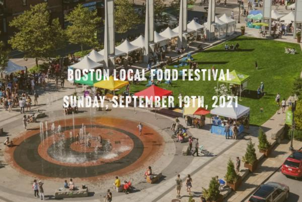 Picture for BOSTON LOCAL FOOD FESTIVAL PRESENTS HEALTHY EATS