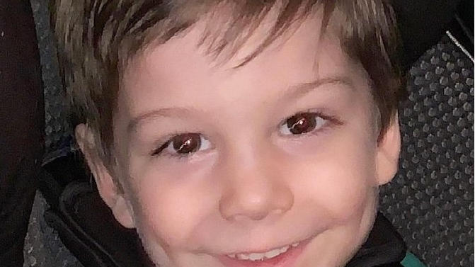 Cover for 5-year-old Boy's Body Found Buried in Massachusetts