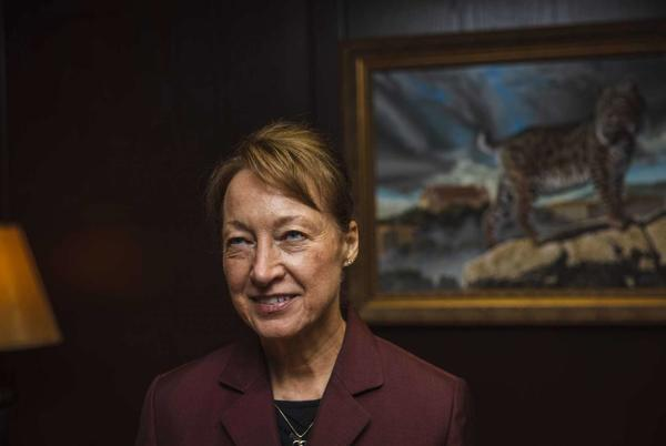 Picture for Retiring TXST president discusses her legacy, her cancer scare, her successor's duty