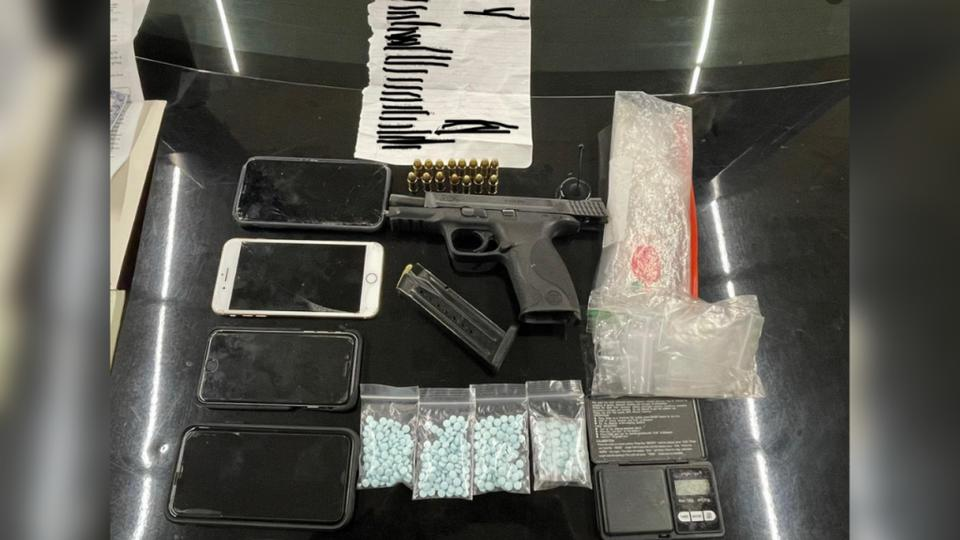 Picture for Speeding Driver In Stockton Found With Hundreds Of Fentanyl Pills, Gun While Baby In Backseat