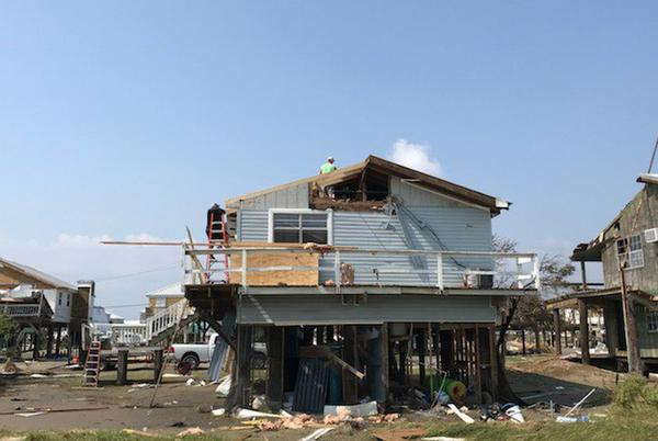 Picture for KNOE collaborates with First West to aid Hurricane Ida victims