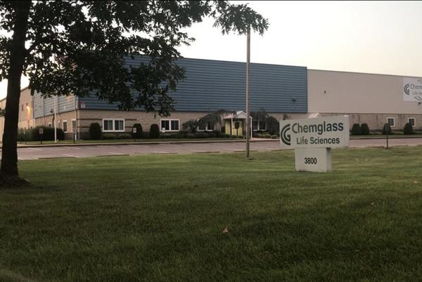 Picture for Science equipment maker Chemglass adding to North Mill Road facility