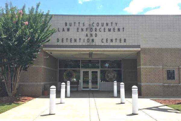 Picture for Butts County Jail Logbook