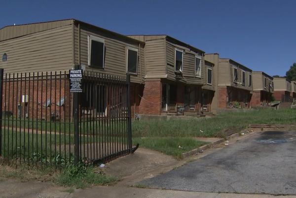 Picture for Tenants say plan to move them from rundown apartment complex isn't happening fast enough