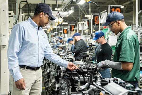 Picture for Is Alabama a possible home for Toyota's $1.29 billion electric battery plant?