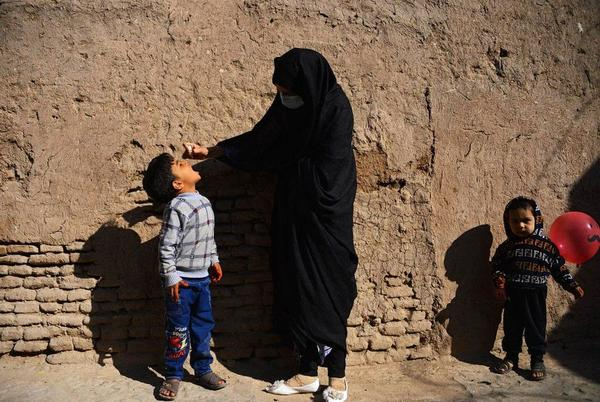 Picture for Afghanistan polio: UN plans nationwide vaccine campaign
