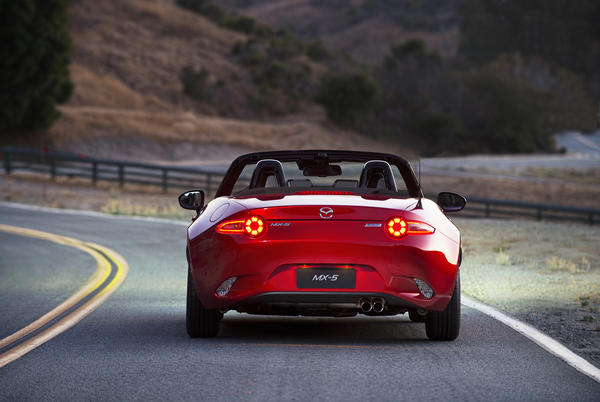 Picture for Next-Gen Mazda MX-5 To Retain An Internal Combustion Engine