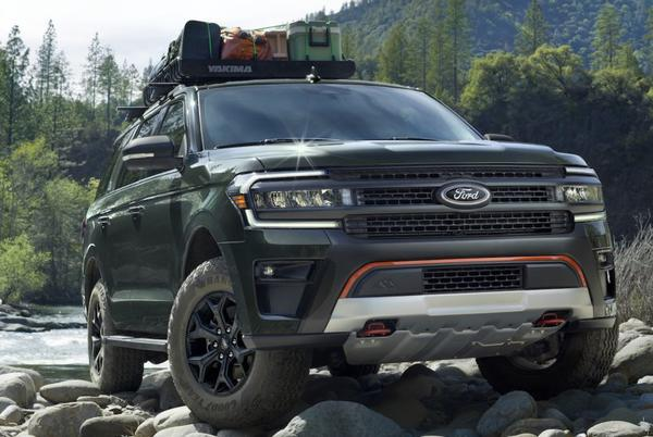 Picture for New 2022 Toyota Tundra, Refreshed Ford Expedition, And Honda's Facelifted Passport Gets A TrailSport Trim: Your Weekly Brief