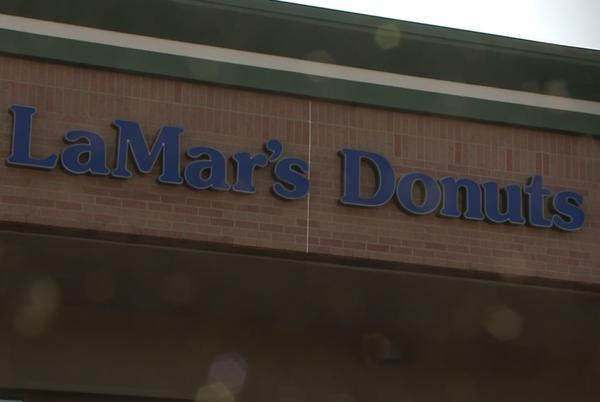 Picture for Overland Park LaMar's Donuts reopened Sunday with Denver crew