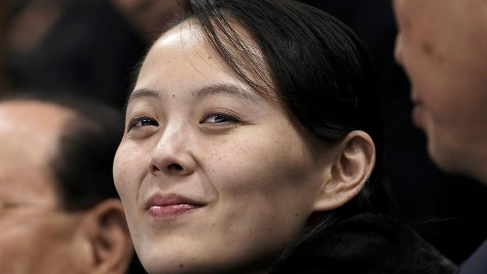 Picture for Kim sister derides US official, dismisses chances for talks