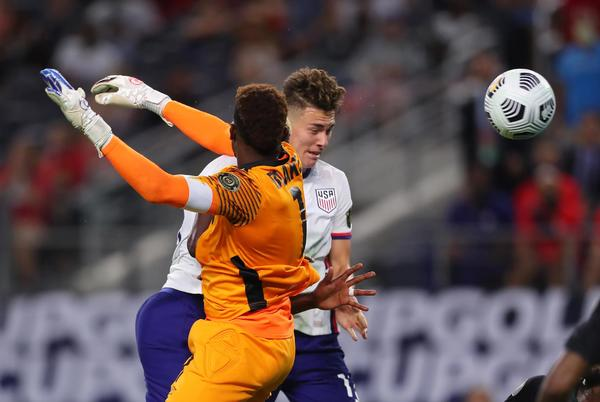 Picture for USA vs. Jamaica, Gold Cup 2021: Community player ratings