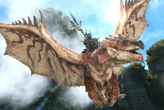 Picture for How to Get Rathalos Mount FFXIV