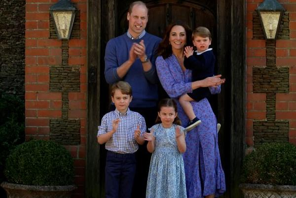 Picture for Prince William and Kate Middleton Probably Won't Have a Fourth Kid, According to a Royal Expert