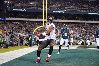 Picture for Bucs' O.J. Howard is back in the end zone, but it's a new beginning