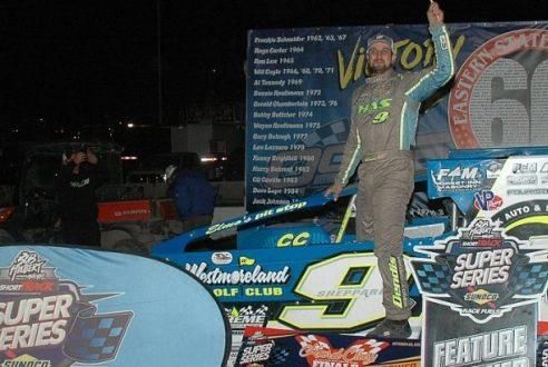 Picture for MATT SHEPPARD EARNS $5,939 PAYDAY AT ORANGE COUNTY HARD CLAY OPEN