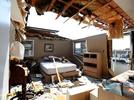 Picture for N.J. weather: Suspected tornado in Jersey Shore town damaged at least 35 homes, injured 3 people