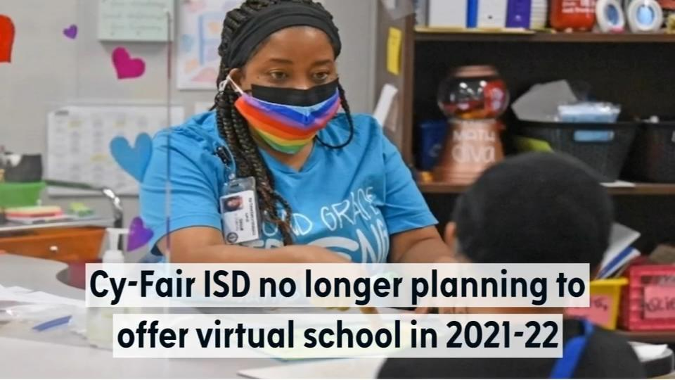 Picture for Houston ISD and 29 Texas districts want virtual learning funding in special session