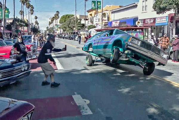 Picture for San Francisco Celebrates Rise of Lowrider Community With Car Show and Cruise