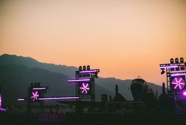 Picture for New Music Festival Desert Air Presented by Coachella Organizers and Splash House Coming to Palm Springs in December