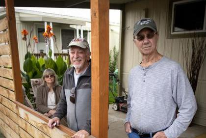 Picture for Rental fees up with new Rancho Villa ownership, raising concern among several residents