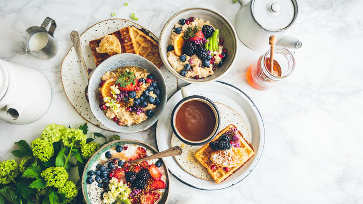 Cover for 4 Recommended Places to Have Breakfast and Brunch near Edwardsville
