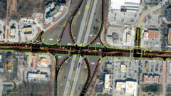 Cover for First Of It's Kind In Arkansas Interchange Coming To I-49/71B Exit In Bentonville & Rogers