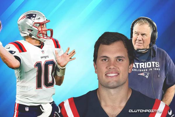Picture for Patriots QB Mac Jones sounds off on New England's offense this season