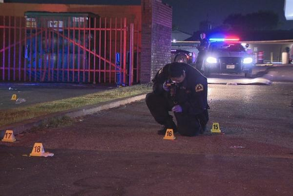 Picture for Woman shot to death during south Oak Cliff fight