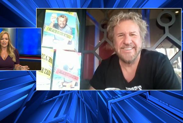 Picture for Sammy Hagar to perform free concert to launch Sammy's Beach Bar Cocktail Co.