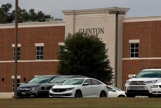 Picture for TikTok challenge ends with some bathrooms closed at Clinton High School
